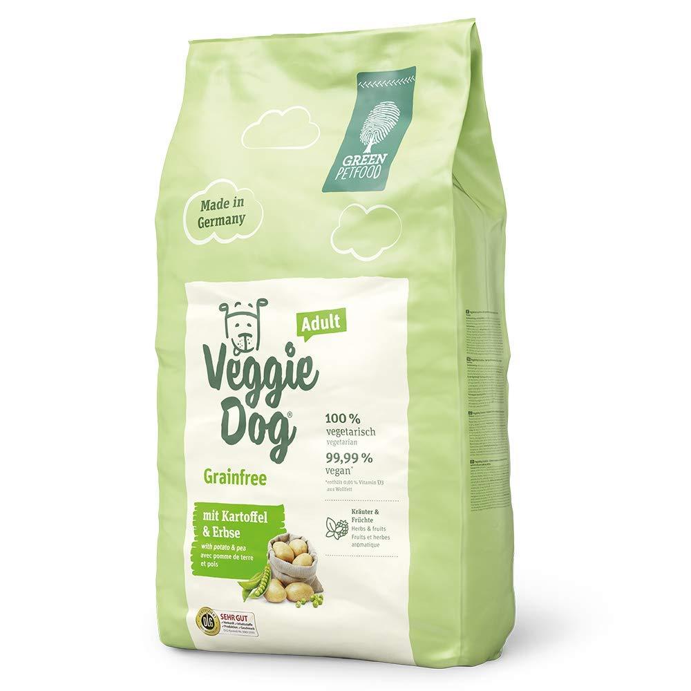 alimentacion vegana perros