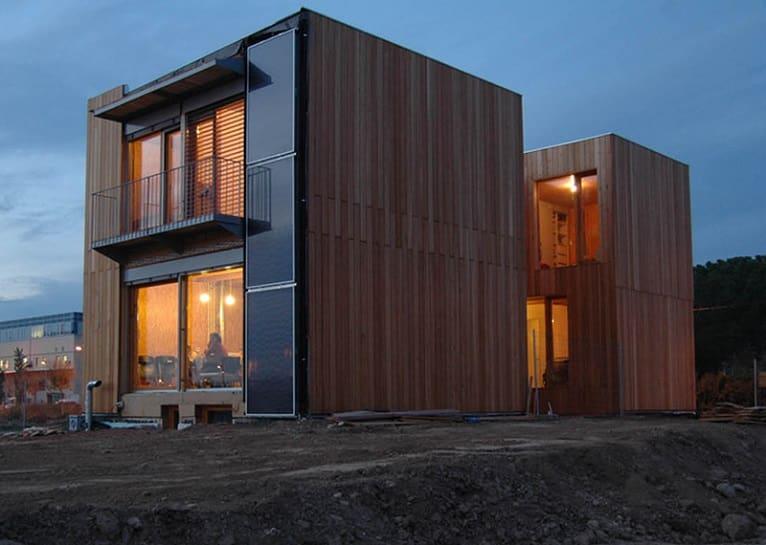 casa pasiva de madera en españa