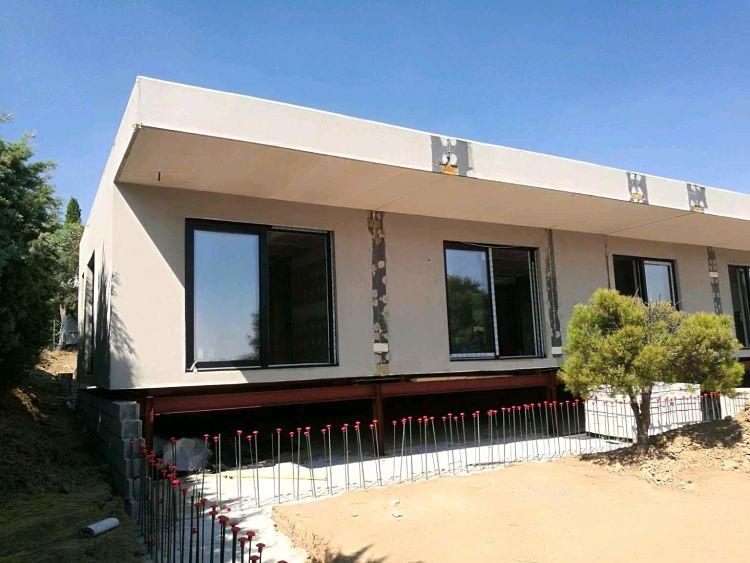 casas modulares pasivas