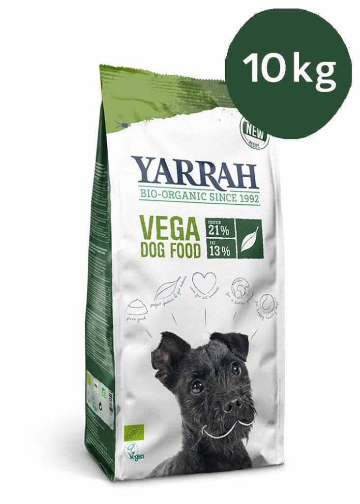 comida vegana para perros